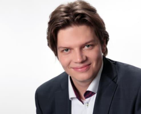 Christian Morgenstern (Schriftführer)