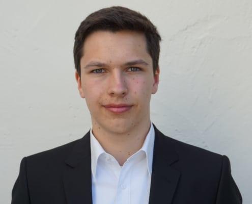 Tristan Erz (stellvertretender Vorsitzender)